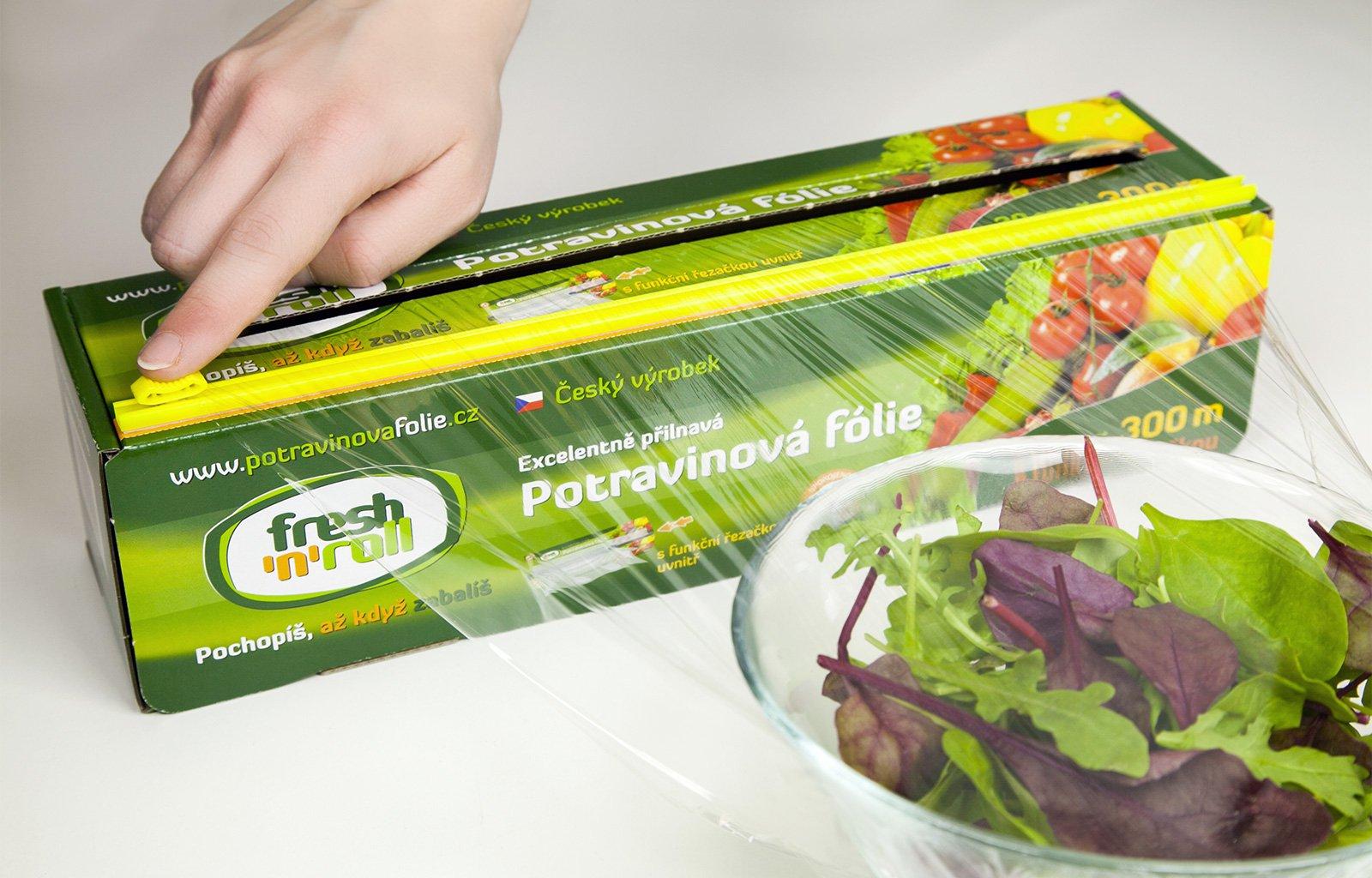 84586bc6954 Všetko o fólii Fresh'n'Roll | potravinovafolia.sk
